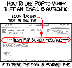 How PGP actually works...