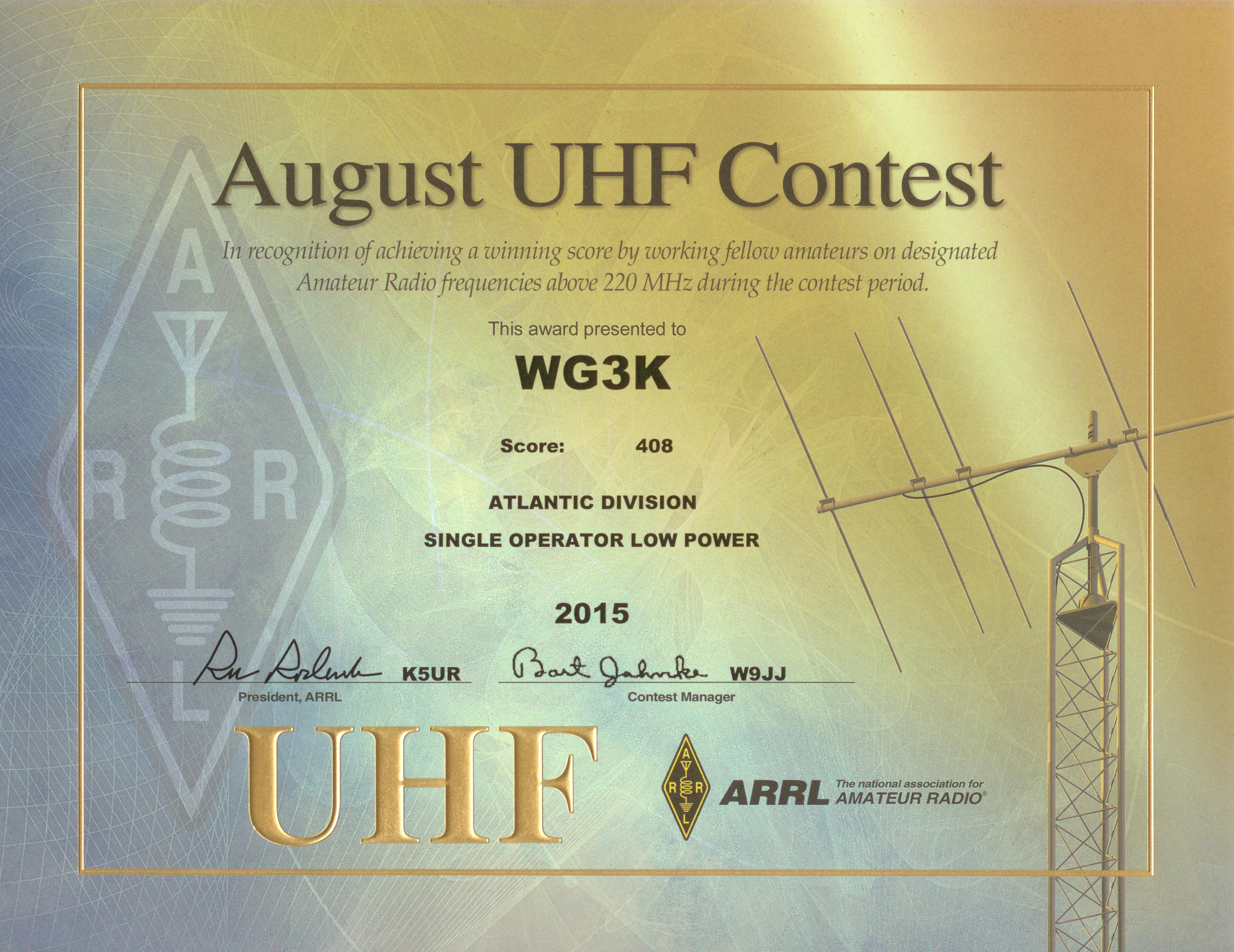 Arrl november ssb sweepstakes