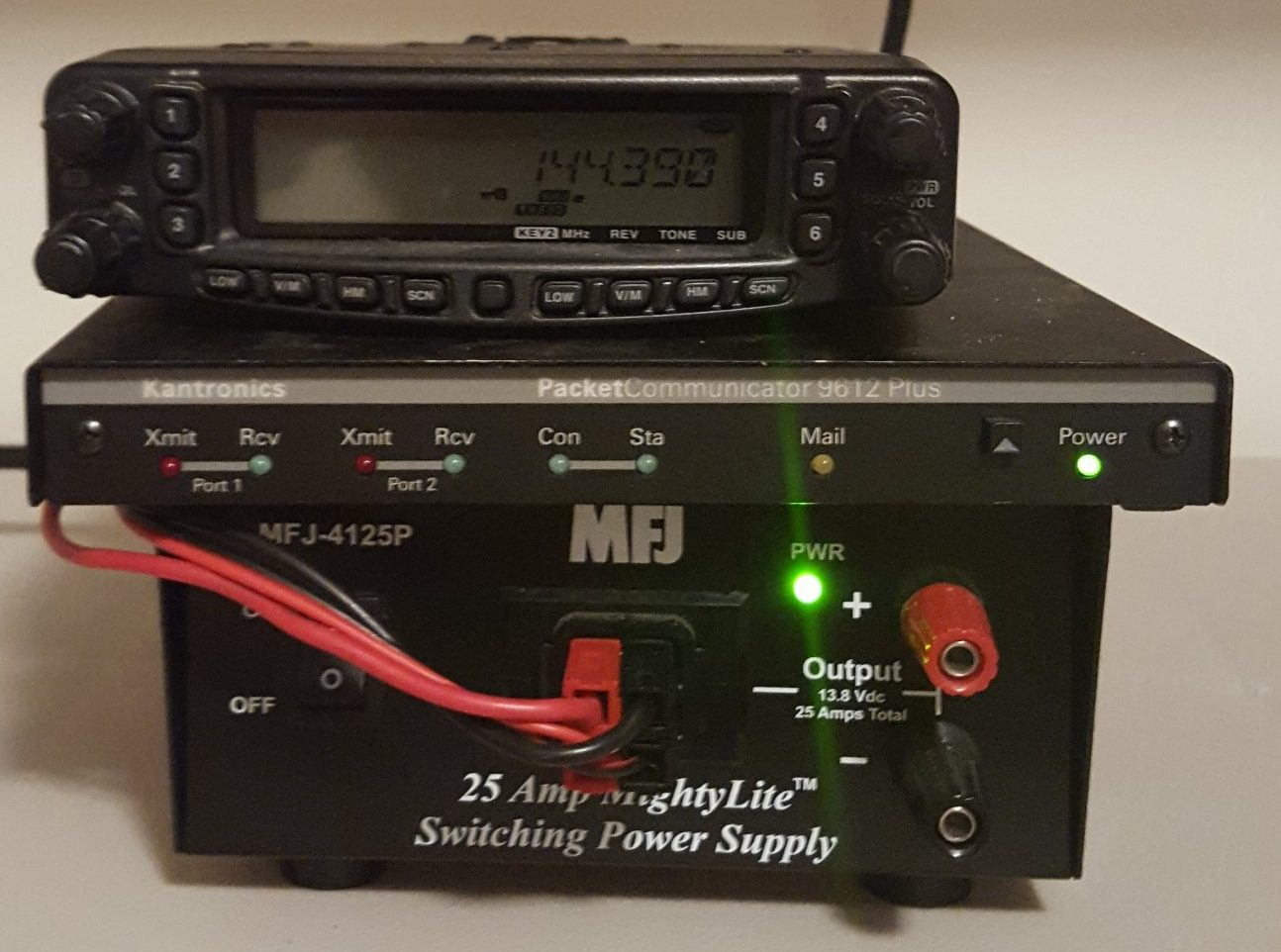 UHF Repeater and APRS